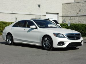 Mercedes Benz S Class rent delhi